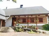 Chalupa Za pecí v létě - ubytování Zdobnice