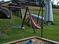 dětské hřiště - Zdobnice
