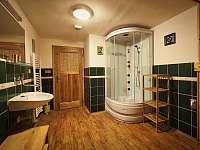 koupelna v patře - Zdobnice