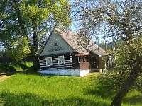 Chalupa ubytování v obci Koruna
