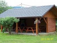 pergola - chalupa ubytování Dolní Morava