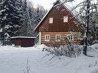 Nový dům Petra u sjezdovek - chalupa - 40 Deštné v Orlických horách
