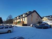Apartmán SUN Dolní Morava - apartmánový dům zvenku