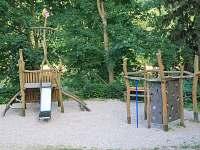 Detské minihřiště - apartmán k pronajmutí Pastviny