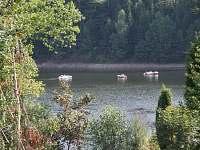 Pastvinská přehrada -
