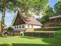 Chata U Matěje v létě