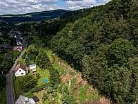 pohled do údolí - Těchonín