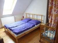 Pokoj 4 - chalupa ubytování Čenkovice