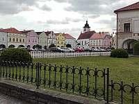 malebné historické centrum - pronájem apartmánu Nové Město nad Metují