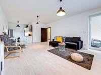OBÝVACÍ POKOJ - apartmán ubytování Nové Město nad Metují