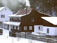 ubytování České Petrovice na chatě k pronájmu