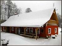 zima - chalupa k pronájmu Olešnice v Orlických horách