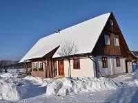 ubytování Sněžné v apartmánu na horách