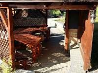altánek - apartmán k pronajmutí Rokytnice v Orlických horách