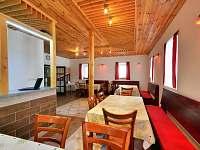 společenská místnost - Rokytnice v Orlických horách