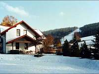 ubytování Lyžařský vlek Kačenčina sjezdovka - Olešnice v O.h. na chalupě k pronajmutí - Deštné v Orlických horách