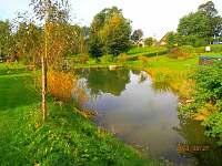 Rybník - Rampuše