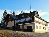 Chata Jitřenka Zdobnice - ubytování Zdobnice