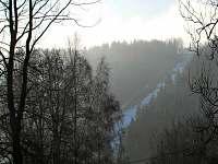 Okolí sjezdovka Valčenka - chata k pronájmu Zdobnice