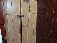 Sprchový kout - chata k pronajmutí Čenkovice