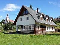ubytování Dobřany v Orlických horách Chalupa k pronájmu
