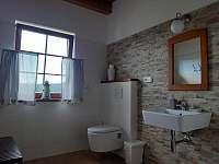koupelna přízemí - Deštné v Orlických horách