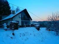 Chata k pronajmutí - okolí Štědrákovy Lhoty