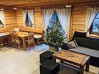 Vánoce v roubence Stella - Dolní Morava