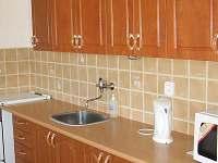 Kuchyňka - ubytování Klášterec nad Orlicí