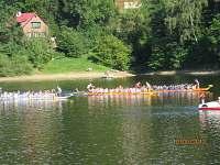 Léto - Klášterec nad Orlicí