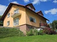 ubytování Kunvald v penzionu na horách