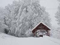 Zima u nás - ubytování Klášterec nad Orlicí