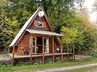 ubytování Horní Boříkovice na chatě