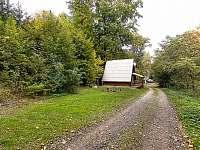 Ubytování v chatě u vody Pastviny - k pronajmutí