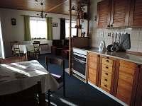 Kuchyň s obyvacím pokojem