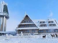 Suchý vrch - Kramářova chata