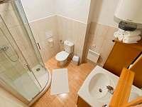 Apartmán pro 5 osob - koupelna - Dolní Morava