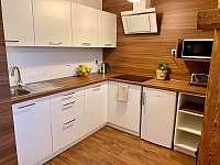 Apartmán pro 5 osob - kuchyň