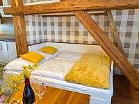 Apartmán pro 5 osob - pohovka pro dvě osoby - k pronájmu Dolní Morava