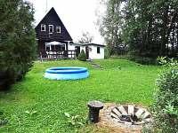Levné ubytování v Orlických horách Chata k pronajmutí - Běleč nad Orlicí