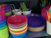 Co k nám nebrat - dětské nádobí ve všech apartmánech