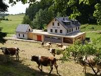 Penzion ubytování v obci Horní Boříkovice