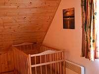 Malá ložnice - dětská postýlka - Mladkov