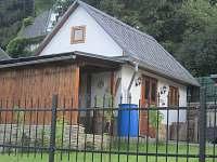 Sauna - pronájem chalupy Mladkov