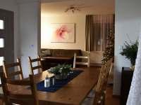 Vánoce - chata ubytování Bystré v Orlických horách