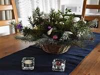 Vánoce - chata k pronájmu Bystré v Orlických horách