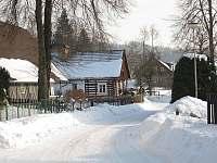 zima - Bystré v Orlických horách