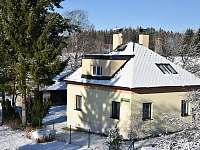 Chata k pronajmutí - dovolená Adršpašsko rekreace Bystré v Orlických horách