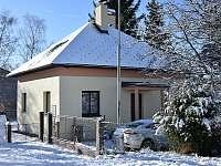 zimní - chata ubytování Bystré v Orlických horách