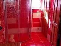 velký sprchový kout